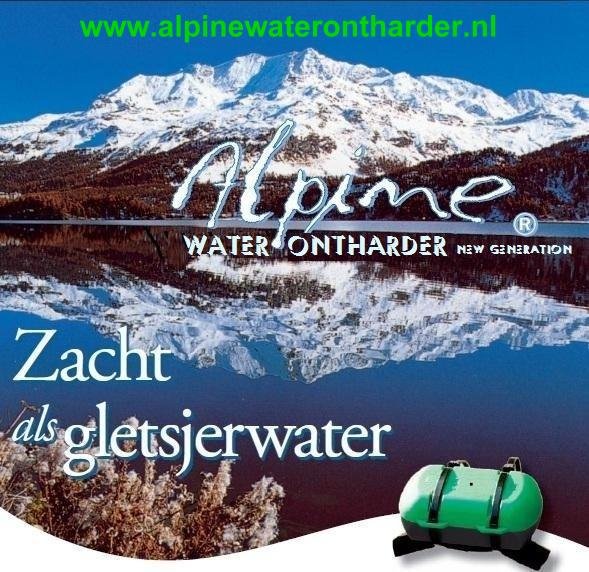 Waterontharder zonder zout